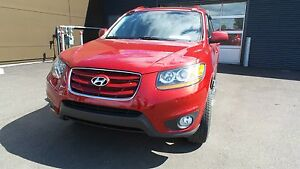 Hyundai Santa Fe AWD , V6 3.5L, automatique, LUXE TOIT OUVRANT