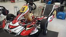 KZ2 Go Kart DR Chassis Adelaide CBD Adelaide City Preview