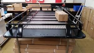100 series Full Length Steel Roof Rack Landcruiser CLOSING DOWN Moorabbin Kingston Area Preview