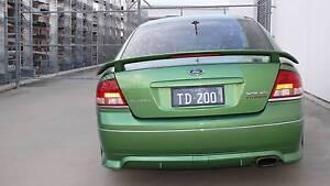 2004 Ford Falcon Sedan Tamworth Tamworth City Preview