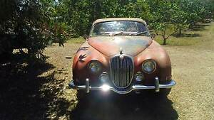1966 Jaguar S Type 3.4 Restoration Project Alligator Creek Mackay Surrounds Preview