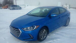 2017 Hyundai Elantra fully loeded Berline
