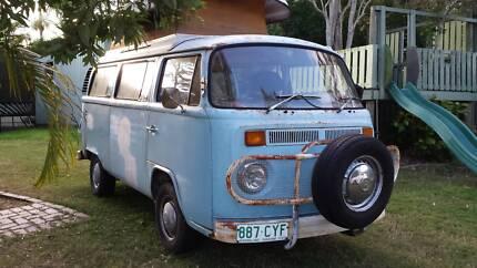 Volkswagen Kombi Van VW Van Camper Van Campervan Rat Rod Brisbane City Brisbane North West Preview