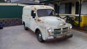 Dodge Windowless Van