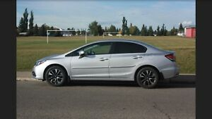 2014 Honda Civic EX, ext warranty