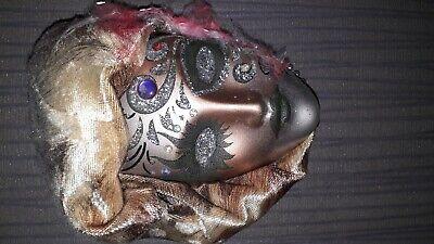 Verkaufe Maske Deko 14x11cm