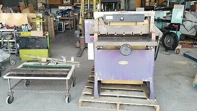Challenge Hbe 305 30.5 Hydraulic Paper Cutter