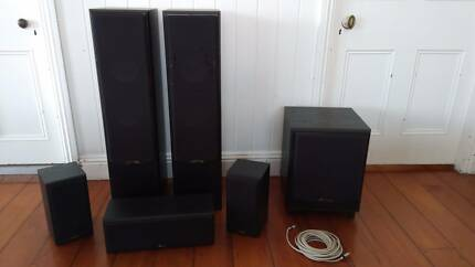 Accusound 5.1 Surround Speaker System