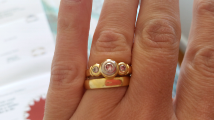 18ct Gold  rings