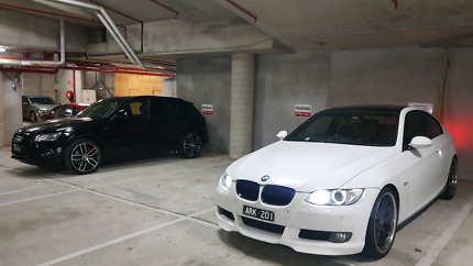 BMW 325i E92 coupe M Sport Alpine White Rowville Knox Area Preview