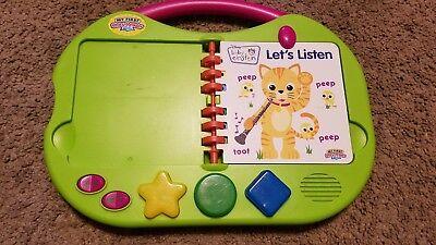 Baby Einstein My First Story Reader System with Book (Baby Einstein Reader)