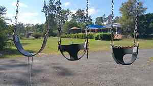 Playground Equipment-Swings Buccan Logan Area Preview