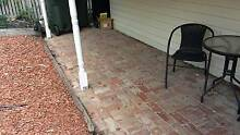 Rec Brick Pavers approx 1500  stacked and ready Aberfeldie Moonee Valley Preview