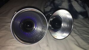 2 Great Choice Dome Light Fixtures!
