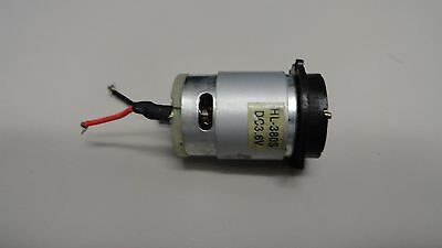 Dc 3.6 Volt Dc Low Speed Motor - Hl-380s