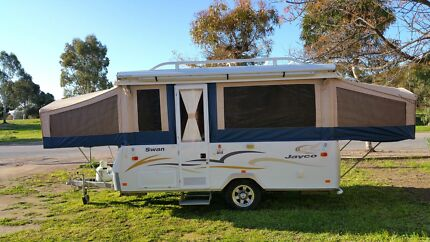 2008 Jayco Swan Camper Van $17500 ono Kadina Copper Coast Preview