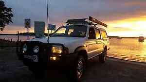 1999 ford courier 4x4 Nelson Bay Port Stephens Area Preview