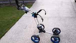 4 wheel golf buggy Como South Perth Area Preview