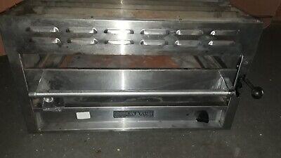 American Range Arsm-24 Gas 24 Inch Salamander Broiler