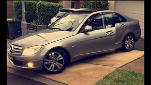 MERCEDES BENZ C200 $13,750 Pendle Hill Parramatta Area Preview