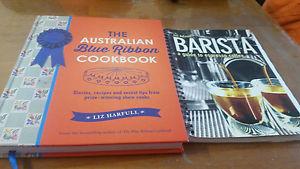 The Australian cook book & hospalty barista book, Belmont Geelong City Preview