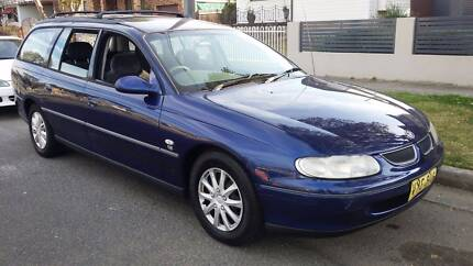 1999 HOLDEN VT COMMODORE WAGON IN GOOD CONDITION & GOOD REGO Greenacre Bankstown Area Preview