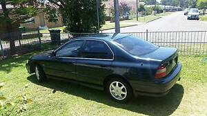1994 Honda Accord Sedan Carramar Fairfield Area Preview