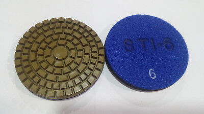 3 Diamond Polishing Pad - 400 Grit - Sti Fl-07 6 - Concrete Polishing Pad