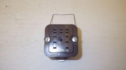 OHMITE SOGPR-9 11 BLADE RELAY SOCKET