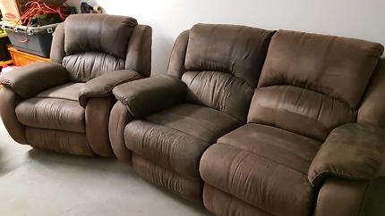 Reclining Lounge Set
