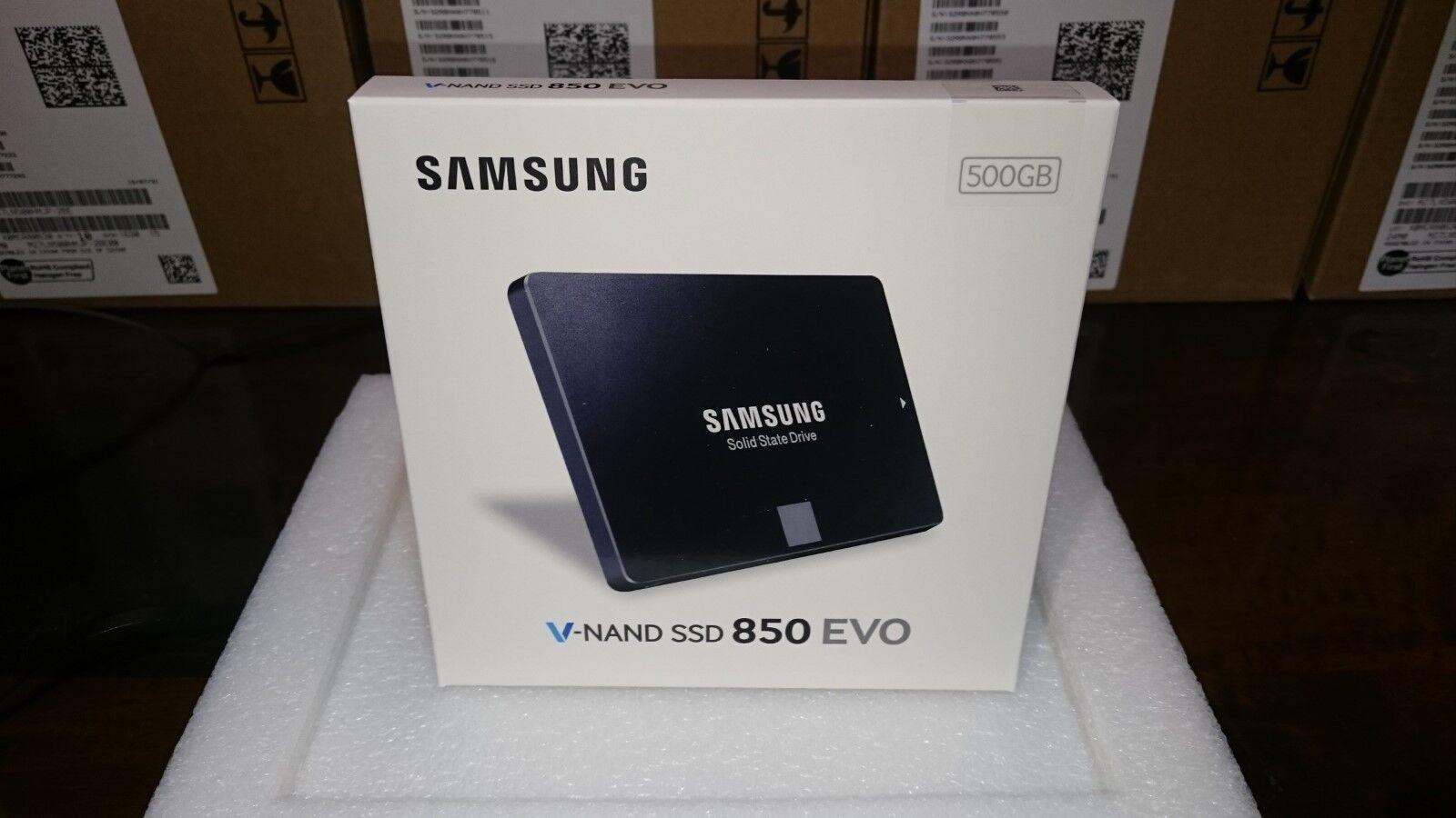 SSD interno Samsung 850 EVO  2.5