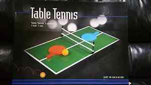 Table tennis Jacana Hume Area Preview