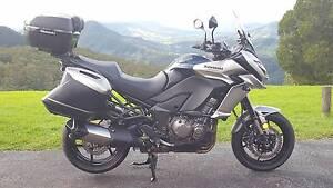 2016 Kawasaki Versys 1000 Pacific Pines Gold Coast City Preview