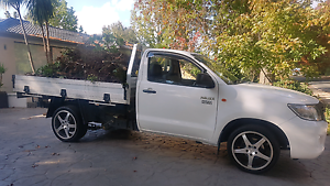 2014 Toyota Hilux Workmate ☆Sensational Buy☆ Watson North Canberra Preview