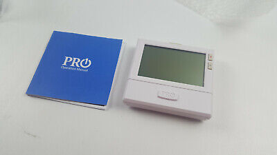 PRO1 IAQ T805 7 Day or 5/1/1 Progammable Electronic Thermostat - Programmable  1 Day Electronic Programmable Thermostat