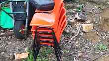 10 school type chairs hornsby Hornsby Hornsby Area Preview