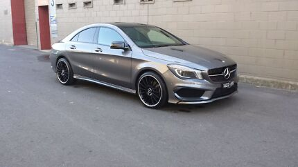 Mercedes Benz CLA AMG Spotswood Hobsons Bay Area Preview