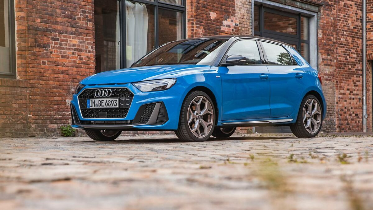 Der Audi A1 Sportback 2019 Im Test Alltagstest Mobile De