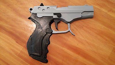3D printed Major Ghost in the Shell Blaster Pistol Replica Gun Model Seburo M5