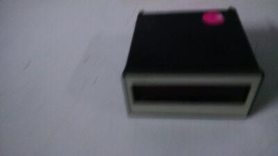Hewlett Packard Hpagilent 3431a Digital Panel Meter Option C3125 Used