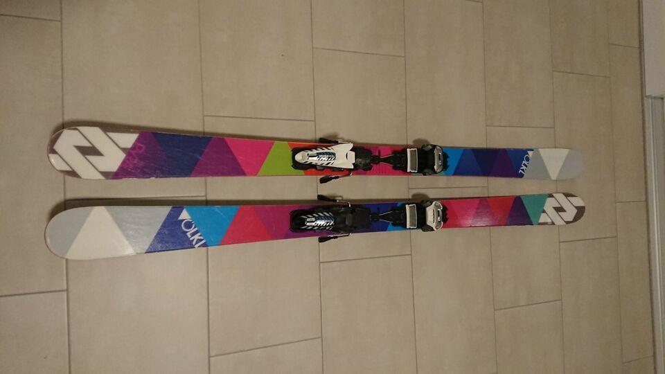 Ski Völkl Pyra 163 cm, Marker Bindung in Allmersbach