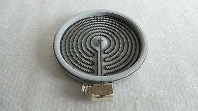 John Lewis JLBICH605 Keramik Berührung Herdplatte - Vorne Links Element (Groß) - Elemente Große Platte