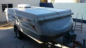 2008 Jayco Swan Outback camper Port Germein Mount Remarkable Area Preview