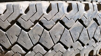 7.50R16 Light truck Landcruiser tyres x 6 Warwick Southern Downs Preview