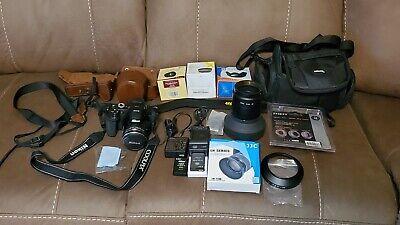 Nikon COOLPIX B700 20.2 MP Digital Camera - 60x Optical Zoom Wide 4K Wi-Fi &NFC