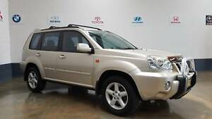 2003 Nissan X-trail SUV North St Marys Penrith Area Preview