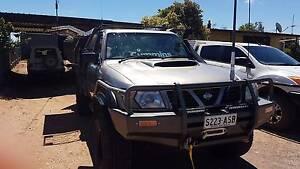 2002 Nissan Patrol Ute Nuriootpa Barossa Area Preview
