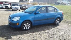 * 2008 KIA RIO * ONLY 103KM * AUTOMATIC *FULLY INSPECTED *