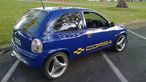 Opel  corsa  / barina Cowirra Mid Murray Preview