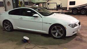 2010 BMW M6 V10 MONSTER!! AFE INTAKE, MUFFLER DELETE